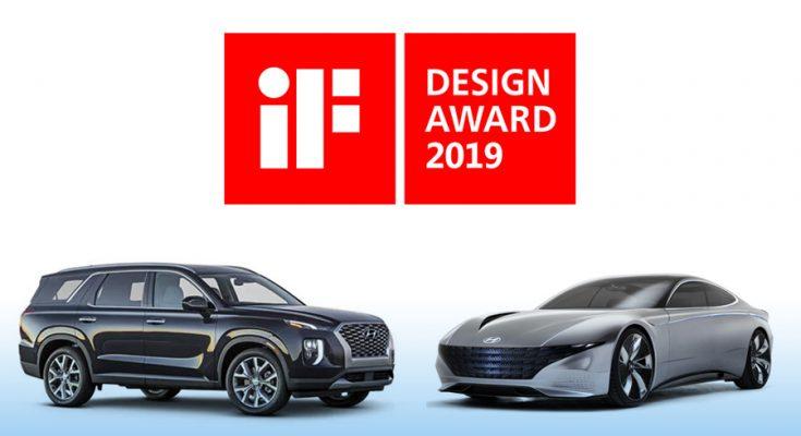 Hyundai Motor Wins iF Design Award for Fifth Consecutive Year 1