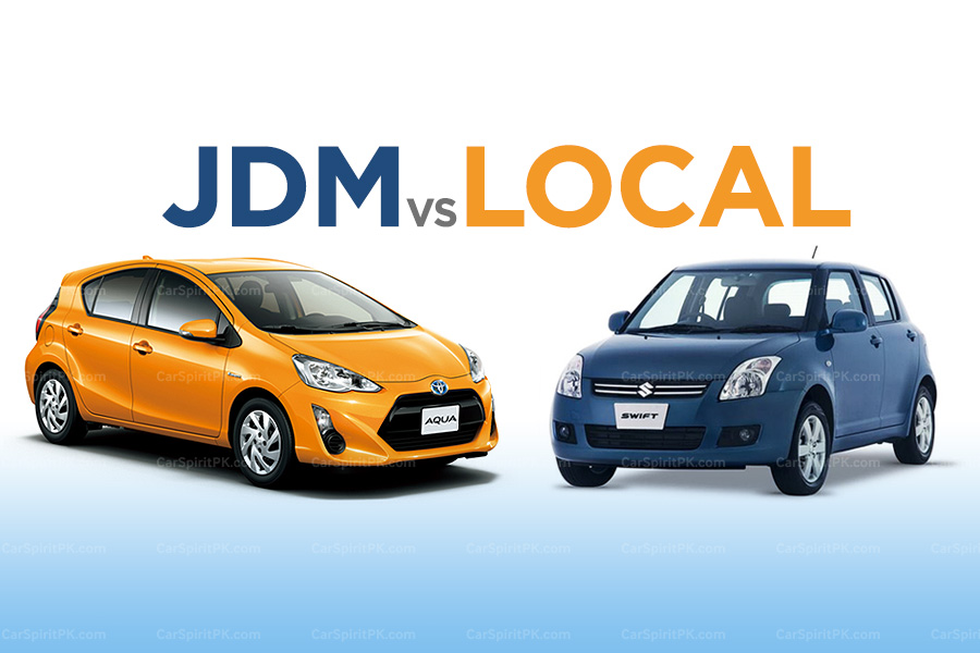 Local Assembled vs JDM- Which One You'll Buy? 2