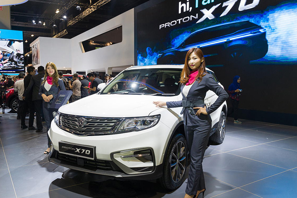 Proton X70 Setting New Records in Malaysia 7