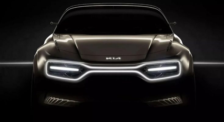 Kia to Bring a Bold Electric Concept at Geneva 1