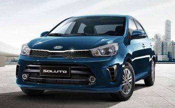 Kia Reveals the Soluto Sedan in Philippines 1