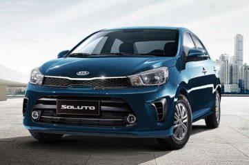 Kia Reveals the Soluto Sedan in Philippines 2