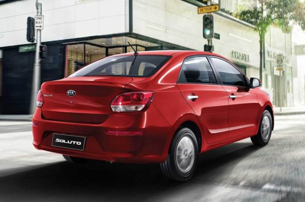 Kia Reveals the Soluto Sedan in Philippines 2