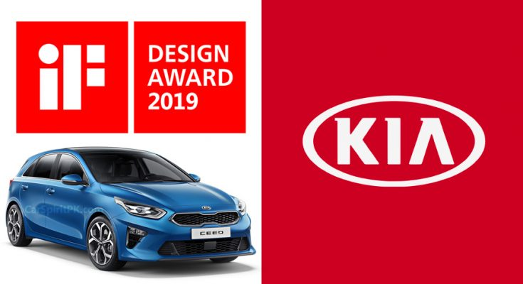 Kia Wins 3 iF Awards in 2019 Marking Third Consecutive Hat-Trick 1