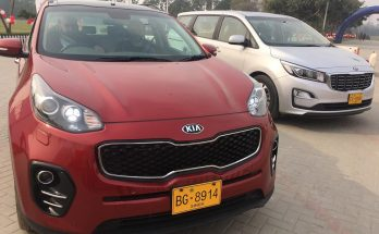 Kia to Launch Sportage SUV in Pakistan 3