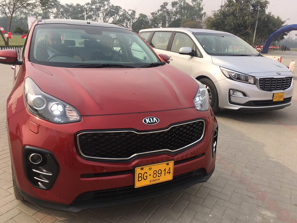 Kia to Launch Sportage SUV in Pakistan 10