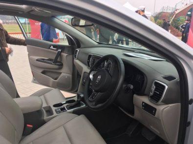 Kia to Launch Sportage SUV in Pakistan 5
