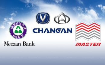 Meezan Bank and Master Motors Sign MoU for Promoting Changan 10
