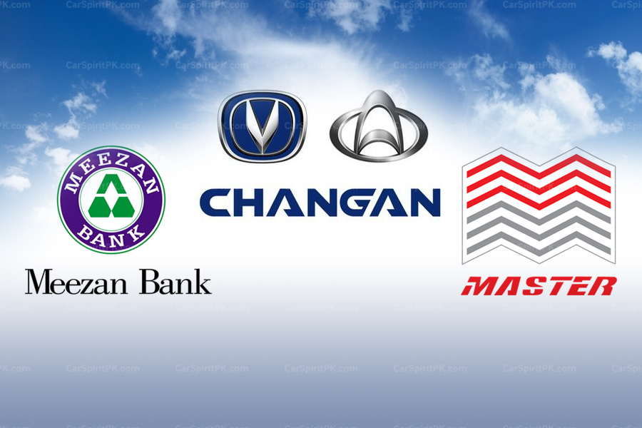 Meezan Bank and Master Motors Sign MoU for Promoting Changan 6