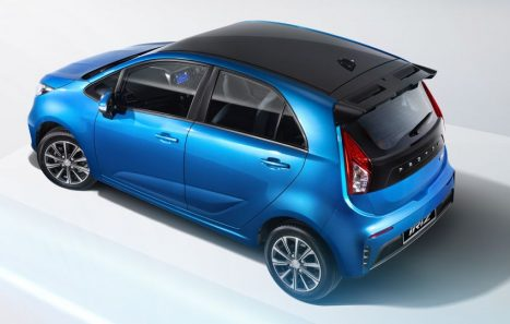 Proton Unveils the 2019 Iriz Facelift 8