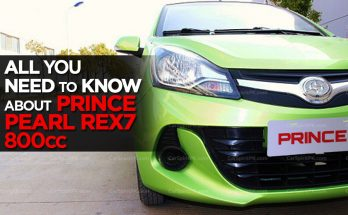 All You Need to Know About Prince Pearl 800cc 10