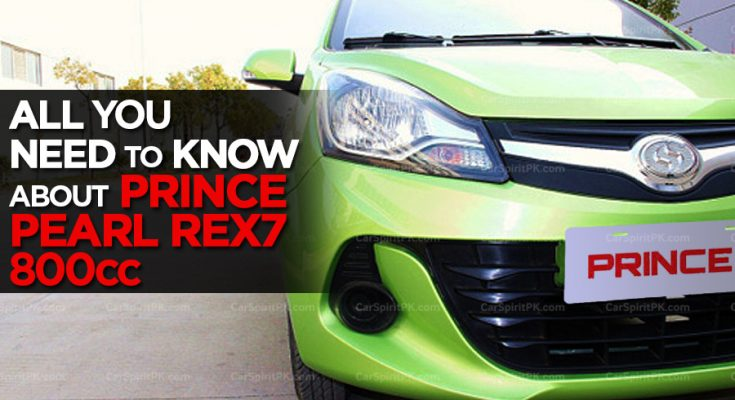 All You Need to Know About Prince Pearl 800cc 1