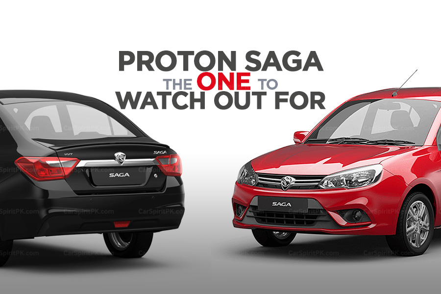 Proton Saga- The One To Watch Out For 5
