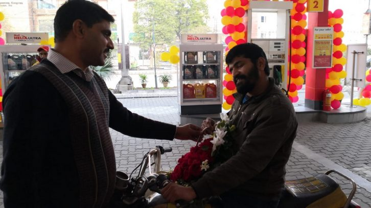Shell Re-Launches 3 Retail Fuel Sites in Lahore 5