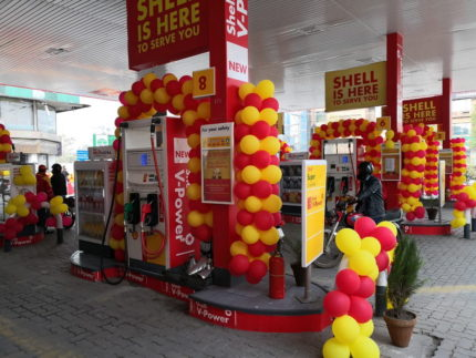 Shell Re-Launches 3 Retail Fuel Sites in Lahore 2