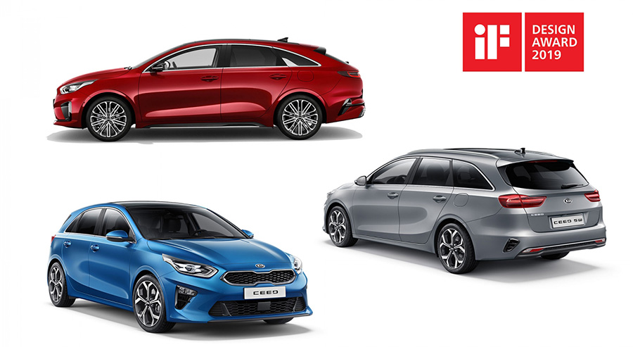 Kia Wins 3 iF Awards in 2019 Marking Third Consecutive Hat-Trick 5