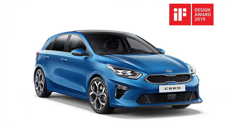 Kia Wins 3 iF Awards in 2019 Marking Third Consecutive Hat-Trick 3
