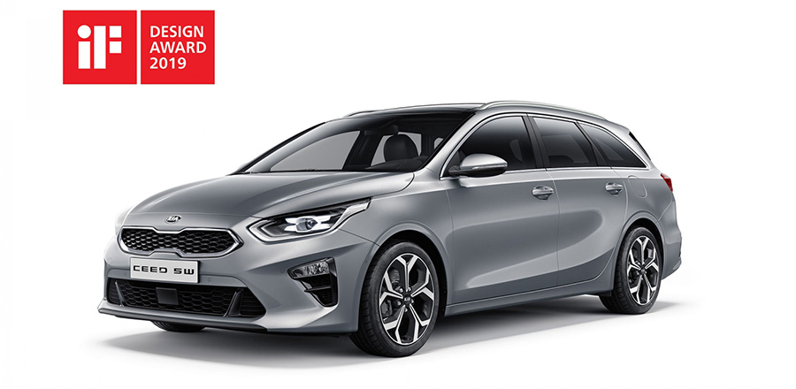Kia Wins 3 iF Awards in 2019 Marking Third Consecutive Hat-Trick 4