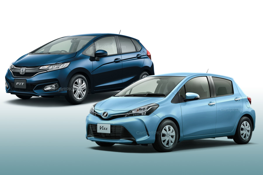 Small Cars Toyota and Honda Never Introduced in Pakistan 1