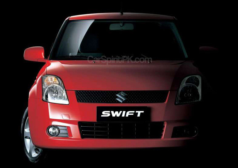Pak Suzuki Swift Enters 10th Year of Production in Pakistan 2