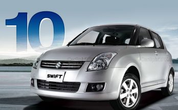 Pak Suzuki Swift Enters 10th Year of Production in Pakistan 19
