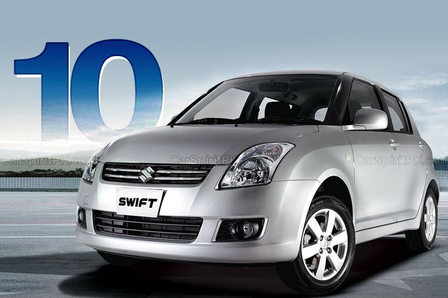 Pak Suzuki Swift Enters 10th Year of Production in Pakistan 1