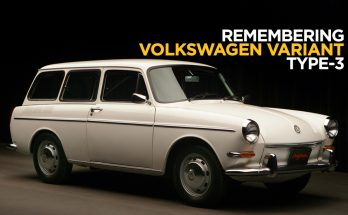 Remembering the Type-3 Volkswagen Variant 11