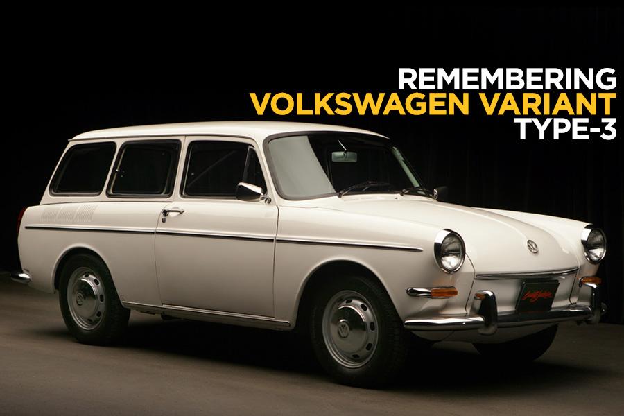 Remembering the Type-3 Volkswagen Variant 9