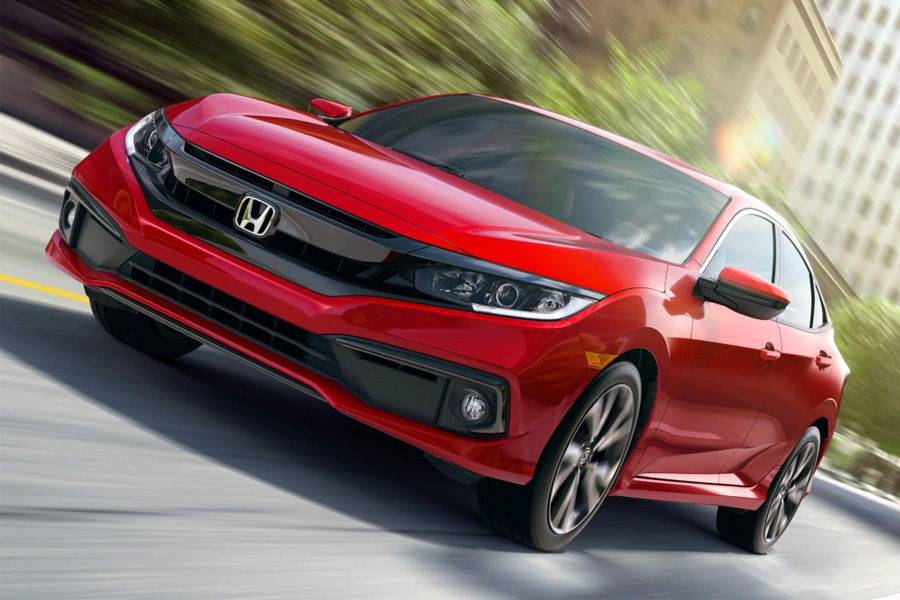 Will Honda Launch The 2019 Civic Facelift In Pakistan Carspiritpk