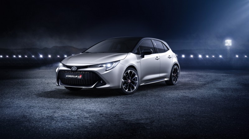 New Toyota Corolla GR Sport & Trek Revealed 5