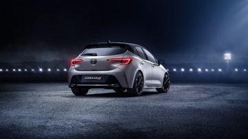 New Toyota Corolla GR Sport & Trek Revealed 3