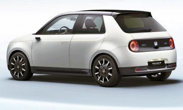 Honda E Prototype (Urban EV) Revealed Ahead of Geneva Debut 3