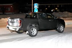 Next Generation Isuzu D-Max Spied Testing 8