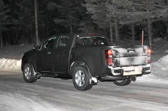 Next Generation Isuzu D-Max Spied Testing 7