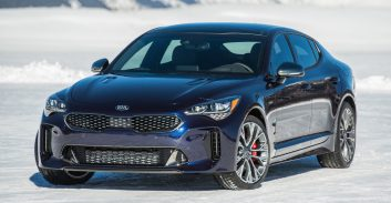 Kia Stinger and Forte Wins Canada's 2019 Car of the Year Award 3