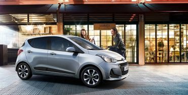 Next Generation Hyundai i10 Renderings 4