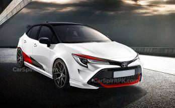 Toyota Corolla GRMN Confirmed 7