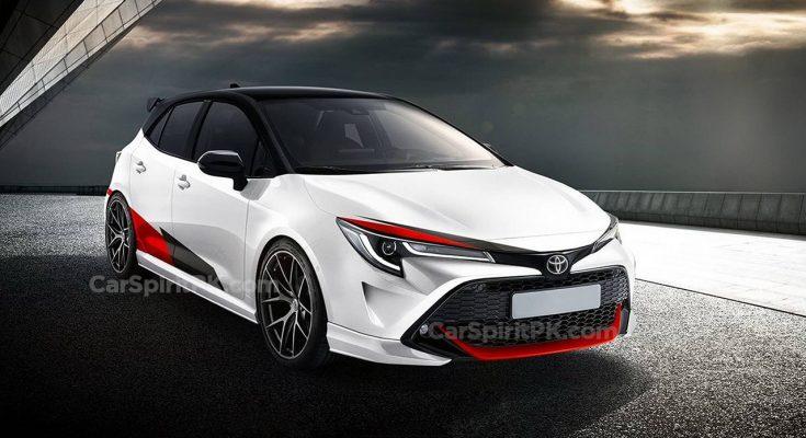 Toyota Corolla GRMN Confirmed 1