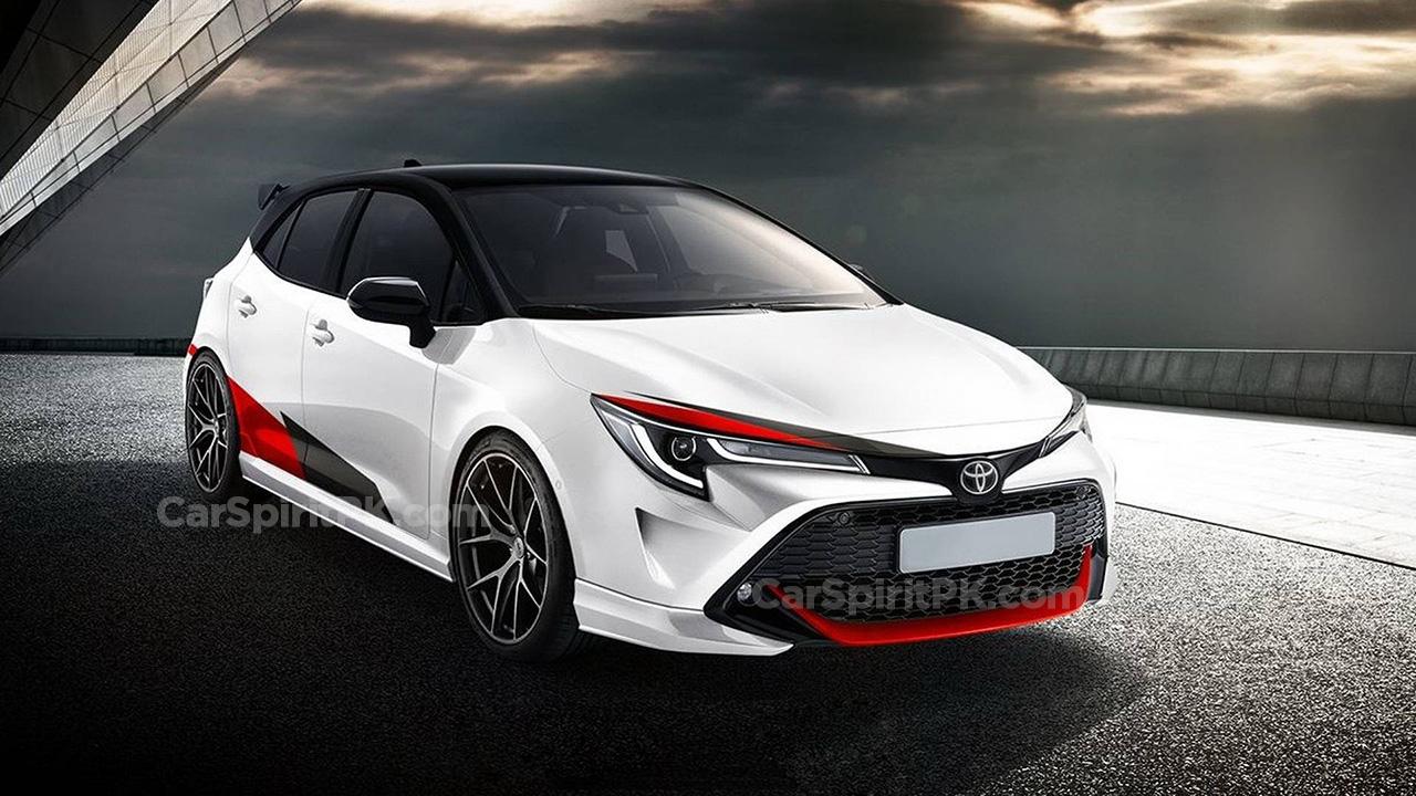 Toyota Corolla GRMN Confirmed 4