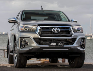 Should Toyota Introduce Hilux Revo Facelift in Pakistan? 12