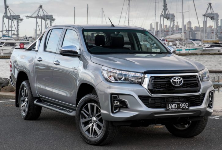 Should Toyota Introduce Hilux Revo Facelift in Pakistan? 14