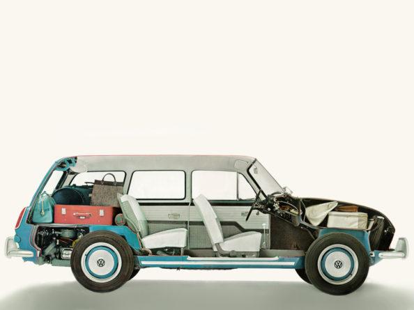 Remembering the Type-3 Volkswagen Variant 8