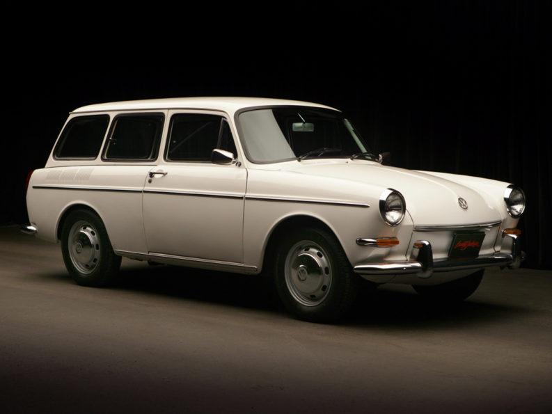 Remembering the Type-3 Volkswagen Variant 1