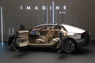Kia Unveils Imagine Concept at Geneva 3