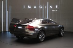 Kia Unveils Imagine Concept at Geneva 11