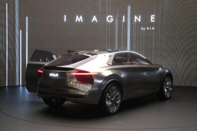 Kia Unveils Imagine Concept at Geneva 6