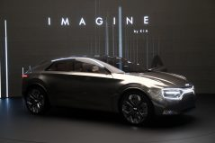 Kia Unveils Imagine Concept at Geneva 10