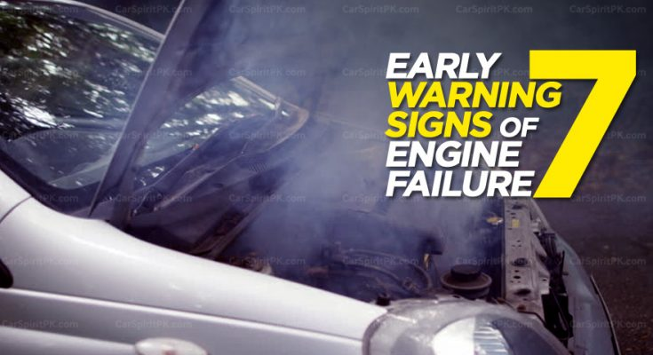 7 Early Warning Signs of Engine Failure 1