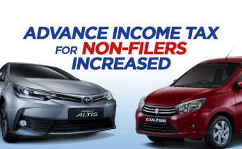 Advance Income Tax Increased for Non-Filers 8