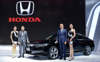 10th Gen Honda Accord Showcased at 2019 BIMS 10
